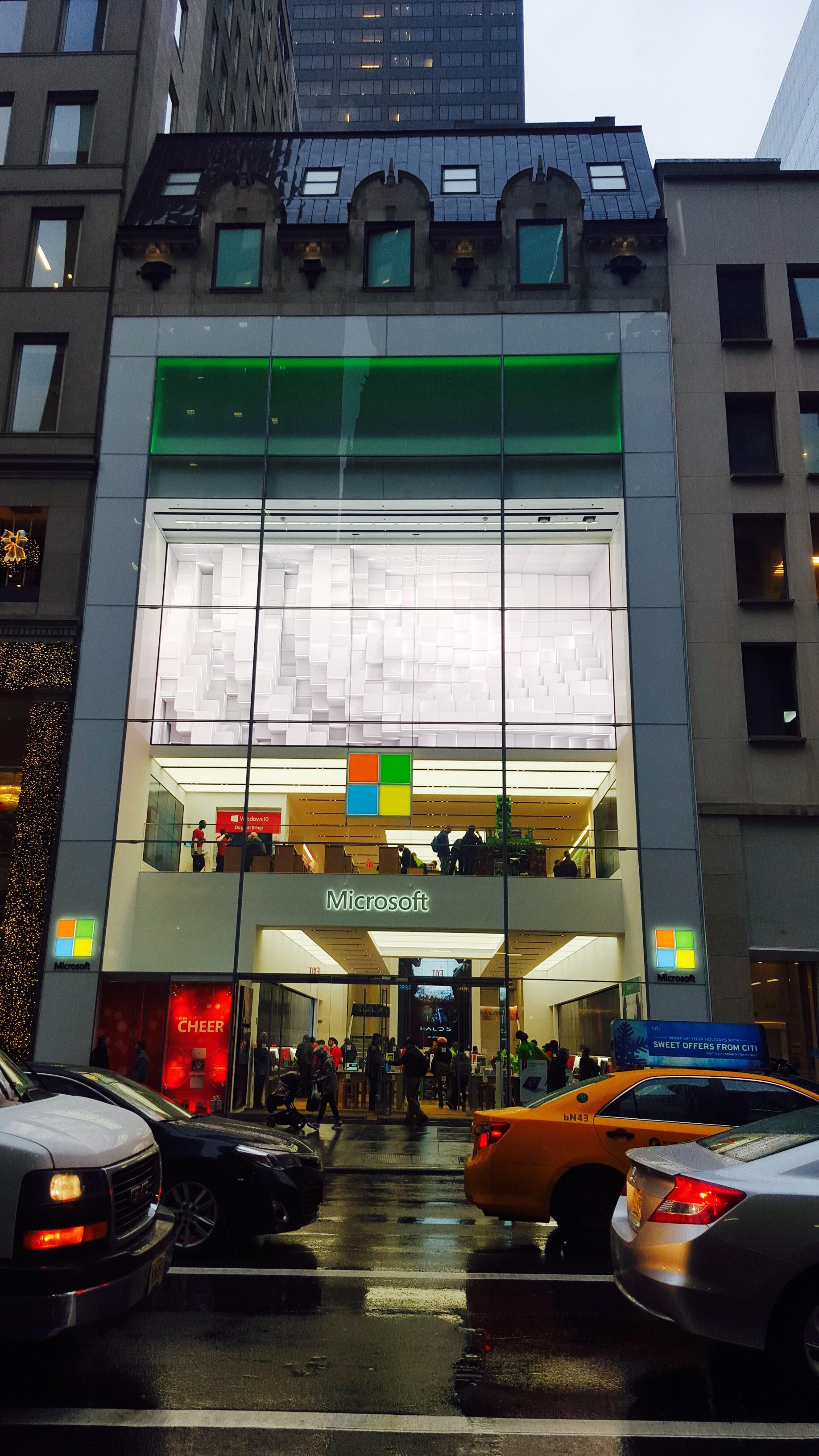 Microsoft Fifth Ave